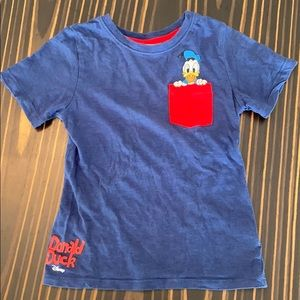 H & M Boy Donald Duck Disney T-Shirt